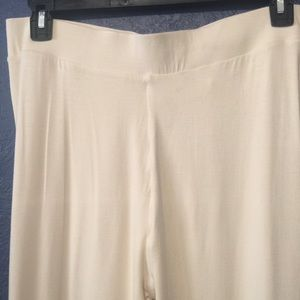 Oh Polly Pants - NEW OH POLLY BEIGE RUCHED LEGGINGS